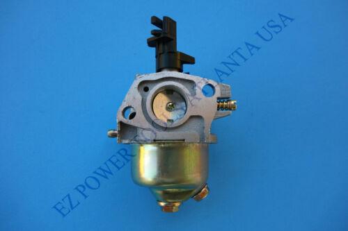 Homelite UT903655 UT903655DA 3650 4550 Watt 208CC 7HP Gas Generator Carburetor