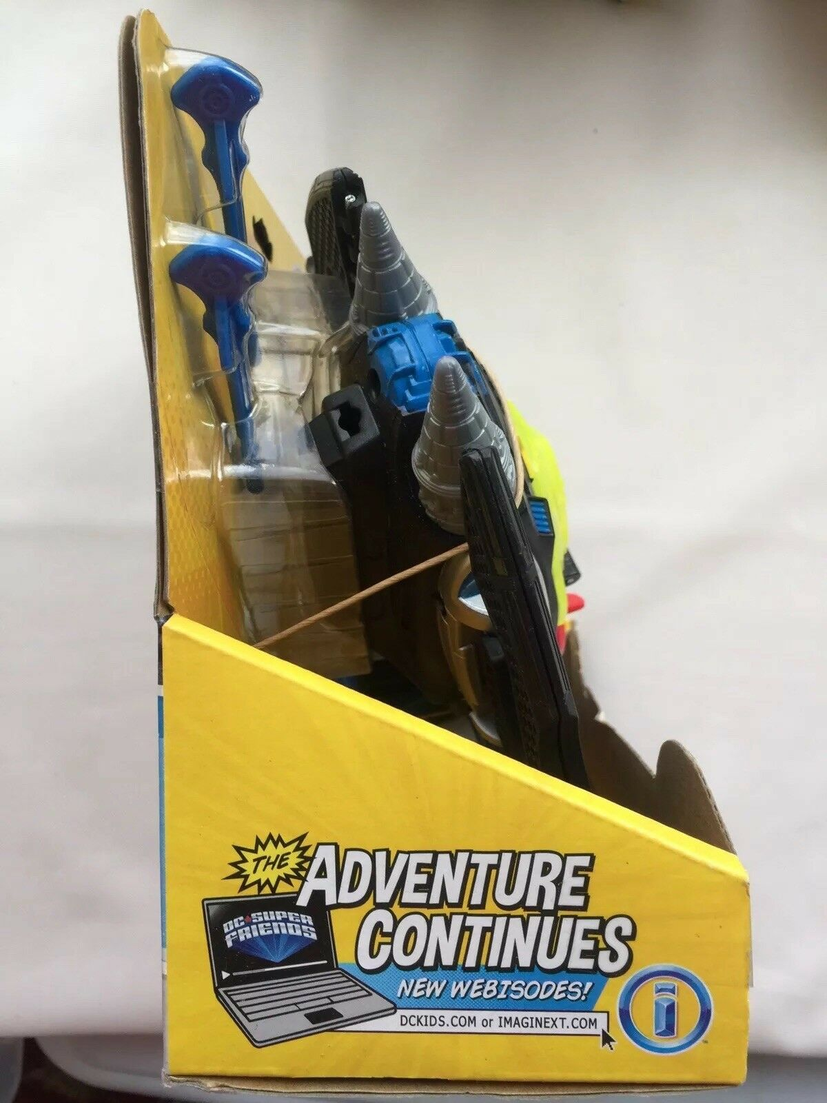 Fisher-Price Imaginext DC Super Friends Batwing and and and Batman figure new 53ea50