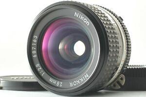 exc-5-Nikon-Nikkor-AI-s-ais-28mm-f-2-8-Weitwinkel-MF-Lens-aus-Japan