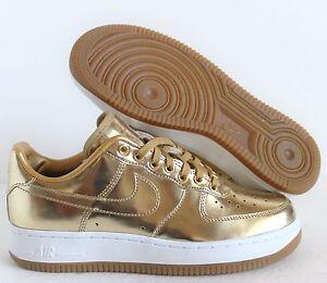 Gold Nike Force Low Women Id 1 6 991 Air 5 Sz 91205669079 liquid Premium 849077 W6WCRqa