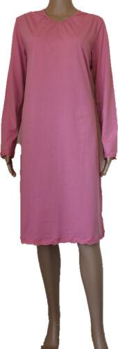 1 Damen Seidensticker Schiesser Nachthemd Sleepshirt  langarm Art N286