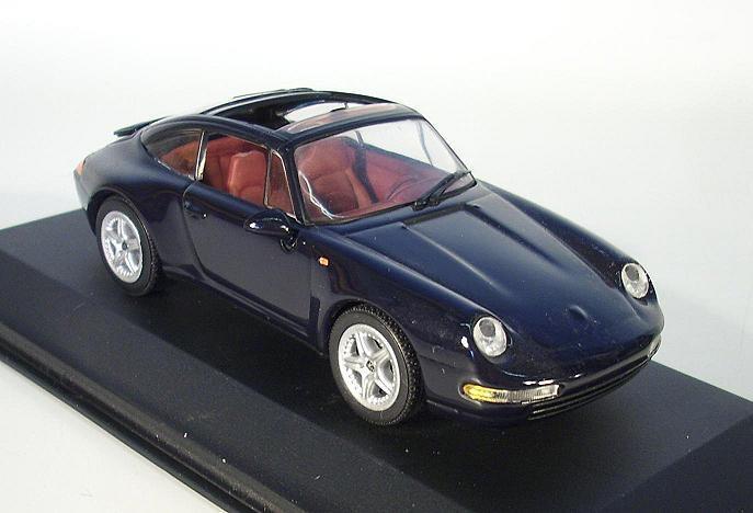 Minichamps 1 43 Porsche 911 Targa nero (1995) OVP