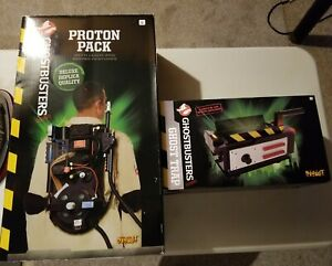 Ghostbusters-Proton-Pack-amp-Ghost-Trap-Deluxe-Spirit-Halloween-Replica-Prop
