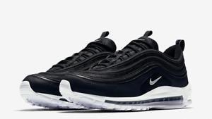 Dettagli su Nike Air Max 97 Black White
