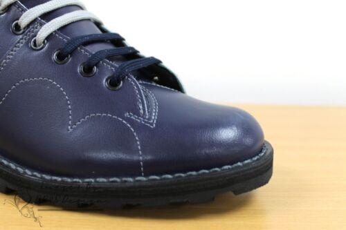 b166bfff1dd GRAFTERS THE ORIGINAL Monkey Boots Men's Women's & Kids Retro 60's Blue  Shoes