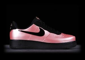 pink foamposite air force 1