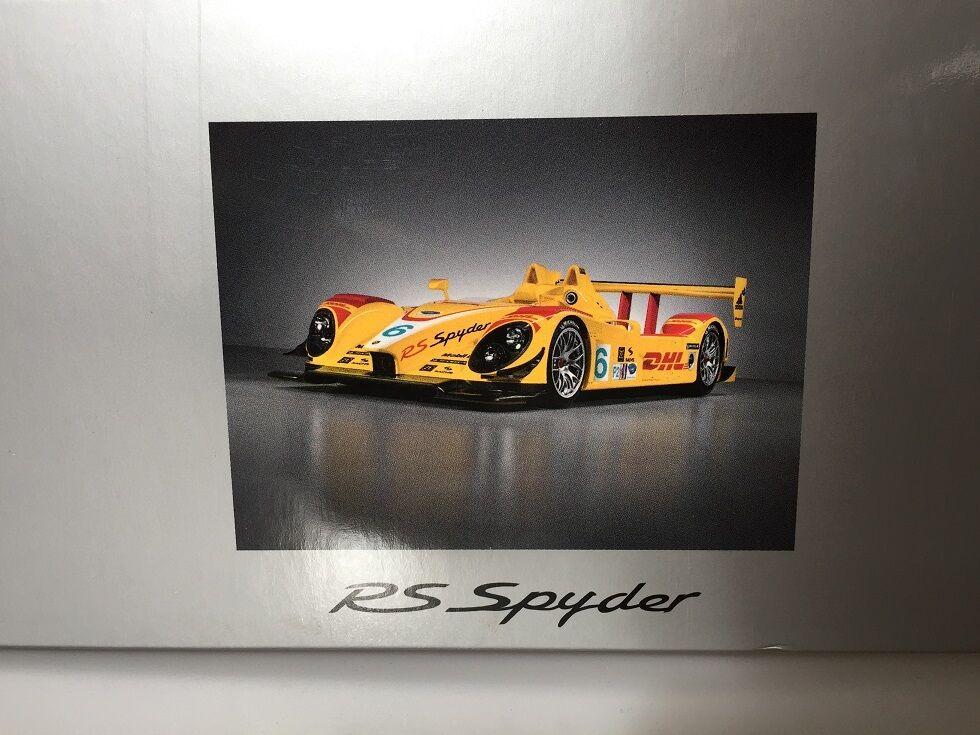 1 18 Norev Porsche RS Spyder