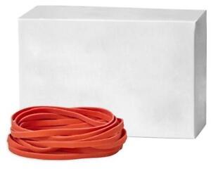- 1 Pound Box 3 x 1//8 Inches Alliance Advantage Blue Rubber Band Size #32 App
