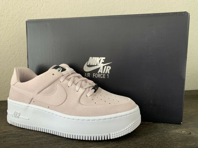 nike air force sage low rose