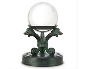 New-The-Art-of-Disney-Haunted-Mansion-Crystal-Ball-amp-Stand-Madame-Leota-Seance