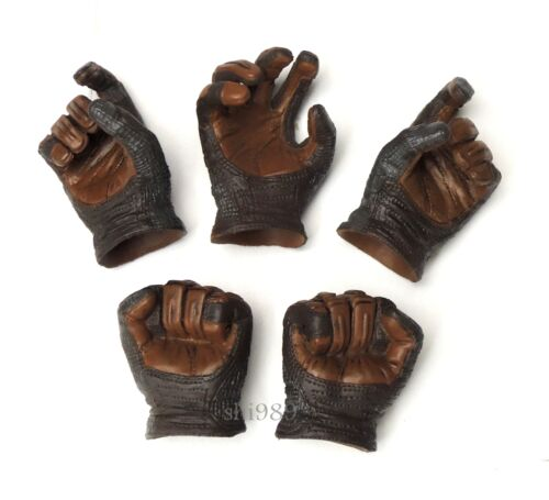 1//6 Hot Toys MMS255 Guardians of the Galaxy Star Lord Star-Lord Hand w// Pegs Set