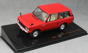 IXO-Range-Rover-velar-prototipo-en-rojo-1969-CLC179-1-43-nuevos-Land-Rover