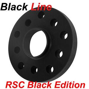 Spurverbreiterungen-Black-Line-20mm-Achse-LK5x120-BMW-5er-Typ-E34-5-H