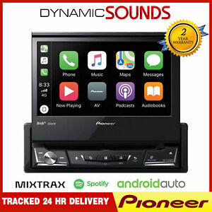 Pioneer-AVH-Z7200DAB-7-034-Flip-Out-DAB-Car-Play-Android-Auto-Bluetooth-Car-Stereo