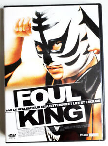 The-Foul-King-KIM-JEE-WOON-dvd-comme-neuf