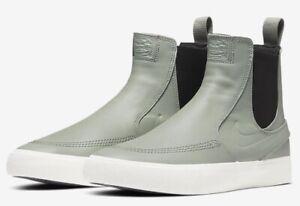 Nike Sb Janoski Slip On Mid Rm Zoom Air Zapatillas De Skate Para Hombre Talla 10 Hecho A Mano Stefan Ebay