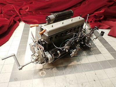 RARE 1/8 POCHER Working ENGINE MOTOR All MERCEDES BENZ Models K80, K74, K94, K91