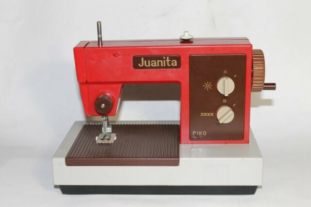 Vintage German Toy JUANITA PIKO Sewing Machine 1970's