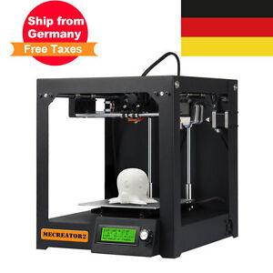 Duty-free-Geeetech-Assembled-Me-Creator-2-desktop-impresora-3D-MK8-GT2560