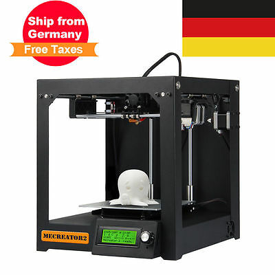 Duty free! Geeetech Assembled Me Creator 2 desktop impresora 3D MK8 GT2560