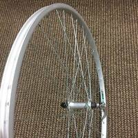Bicycle Wheel 27 X 1 - 1/4 Alloy Quick Release Front Fit Schwinn & Other