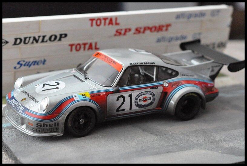 barato y de alta calidad CODEX Finish Line PORSCHE RSR RSR RSR Turbo  21 Le Mans 1974  Norev 1 18  bienvenido a orden