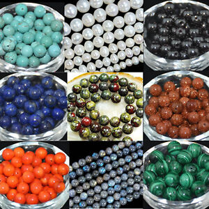 Gemstone-Round-Spacer-Loose-Beads-2mm-4mm-6mm-8mm-10mm-12mm-15-5-034