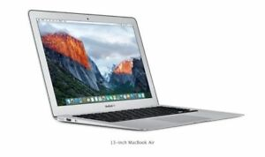 "#crzyg2 Apple Macbook Air 2017 13"" 128gb i5 MQD32 Agsbeagle New"