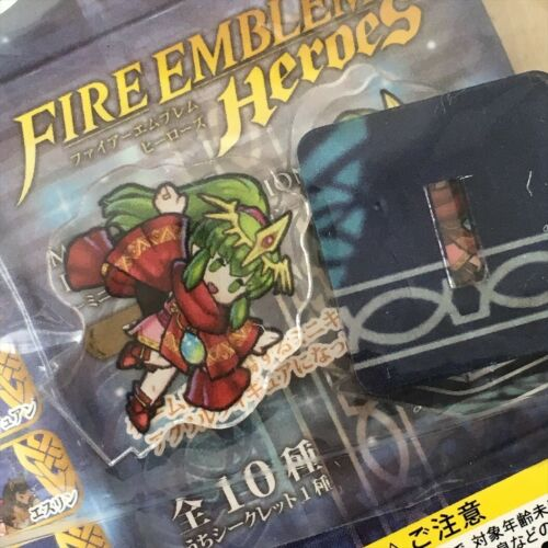 Fire Emblem Mini Acrylic Stand vol.12 Tiki Navarre Quan Ethlyn Kaze Mikoto Clair
