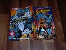 SUPERMAN  SPECIAL  #  5 -- Dino / DC-Comic / PROZESS:  dritter Akt Underworld