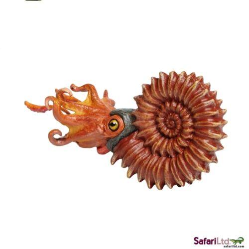 Ammonite 12 cm Serie Dinosauro Safari Ltd 303429