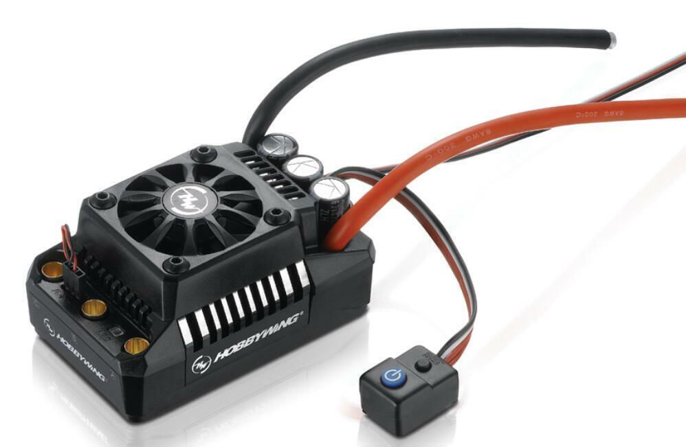 Hobbywing EZRUN 200A MAX5 V3 Sensorless ESC Speed Controller 1 5 RC Car On-Road