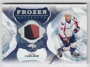 2016-17-UD-ARTIFACTS-JOHN-CARLSON-PATCH-15-SPECTRUM-Game-Used-Frozen-Capitals