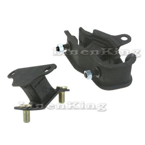 Trans Engine Motor Mount Set 2PCS For 99-05 Honda Accord