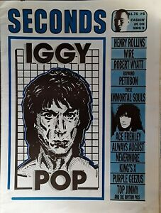 IGGY-POP-SECONDS-MAGAZINE-COVER-STORY-27-PAGES-SUMMER-1988