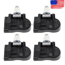 Complete Set Of 4 For Nissan Tpms Tire Pressure Sensors Monitor Kit 40700 3an0b