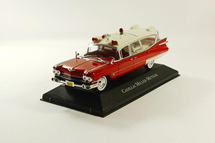 skala modellllerl 1  43 Cadillac Miller - Meteor