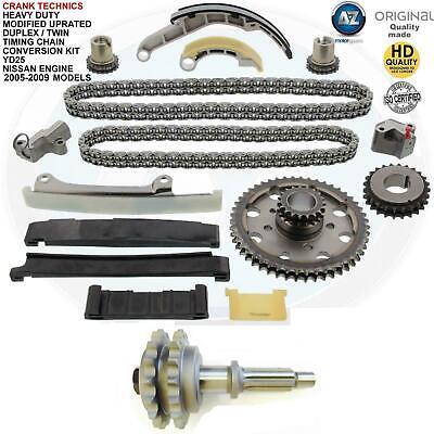 Navara D40 duplex timing chain kit