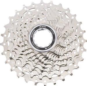 Shimano-105-5700-vitesse-10-Route-11-28-T-Velo-Route-Bicyclette-Cassette