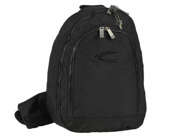 muy baratas varios colores muchos de moda Bodybag bolso de bandolera mochila negra mujer hombre Camel Active Journey