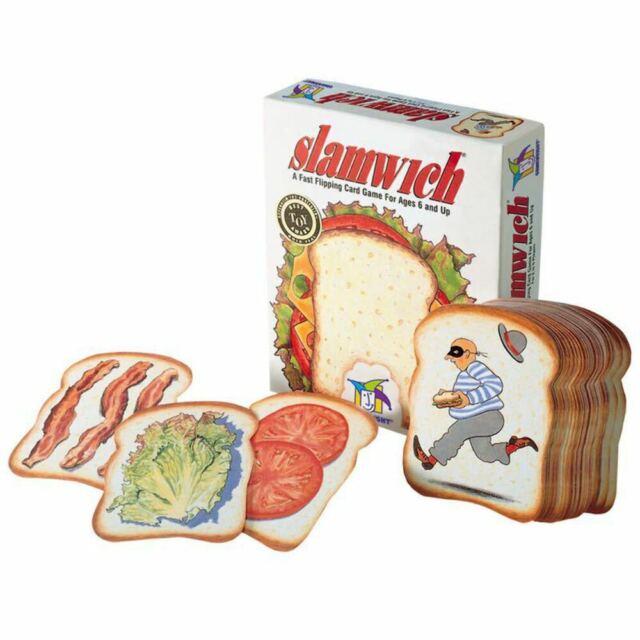 Gamewright - Slamwich Card Game