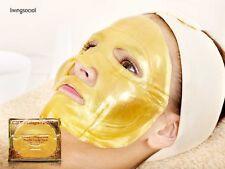 10 GOLD Bio-Collagen Facial MASK Crystal, colageno mascarilla, colageina 10