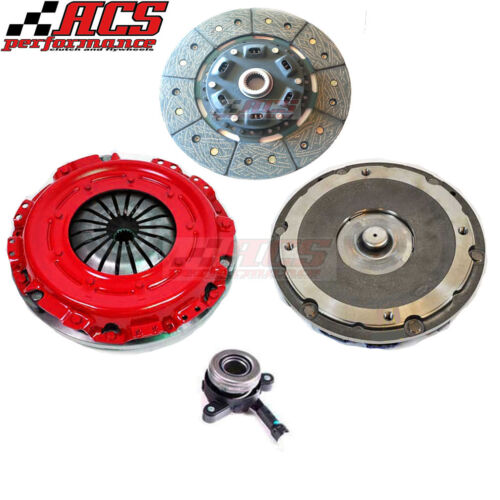ACS Stage 2 Clutch Kit for 07-15 Jeep Compass,Patriot 2.0 2.4L 07-11 Caliber 1.8