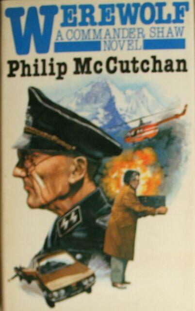 Werewolf, McCutchan, Philip, Very Good Book