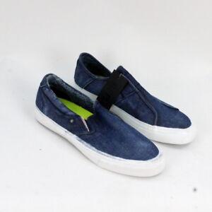 Details zu Replay Gr 42 Herren Schuhe Sneaker Turnschuhe Halbschuhe Slipper Jeans Blau R645
