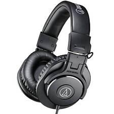 AUDIO-TECHNICA ATH-M30X Professional Monitor Headphones - Garanzia 24 mesi