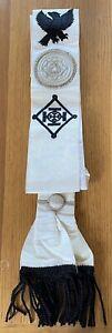 Masonic: Red Cross Of Constantine KHS Sash