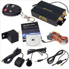 TK103B GPS TRACKER LOCALIZZATORE SATELLITARE ANTIFURTO SPIA GSM GPRS SIM AUTO