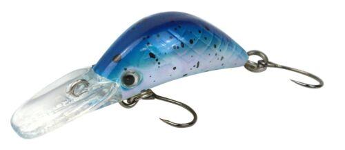 FTM montaggi Security 1,6g cucchiaino miniwobbler Fishing Tackle MAX trota novità 20