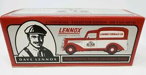 Lennox-Furnaces-1936-Dodge-Panel-Delivery-Van-Truck-Collector-Bank-NEW